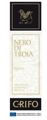 Grifo 2016 Nero di Troia (Puglia) Rating and Review