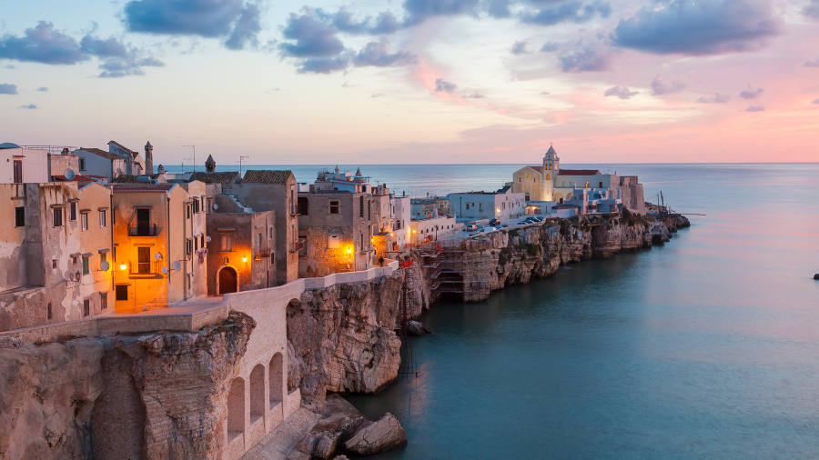 Italy's Puglia: why homebuyers are now hot on the heel