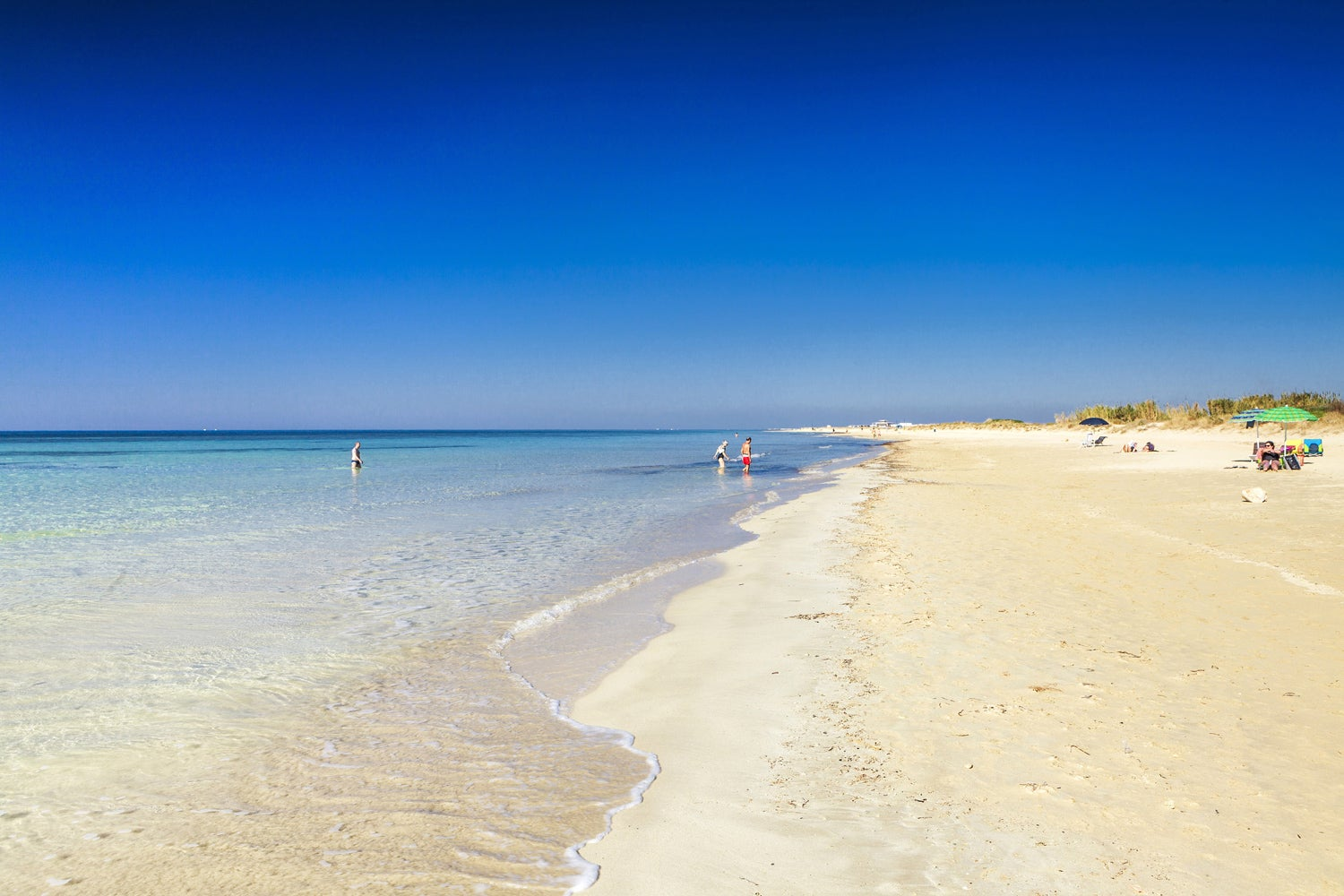 10 best wild beaches in Puglia