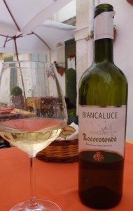 Biancaluce – A Surprising White Wine from Puglia
