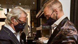 Angelo Galasso wants you to have a brand new wardrobe in time for autumn