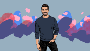 How I Travel: Nyle DiMarco Misses Train Rides Through the Alps