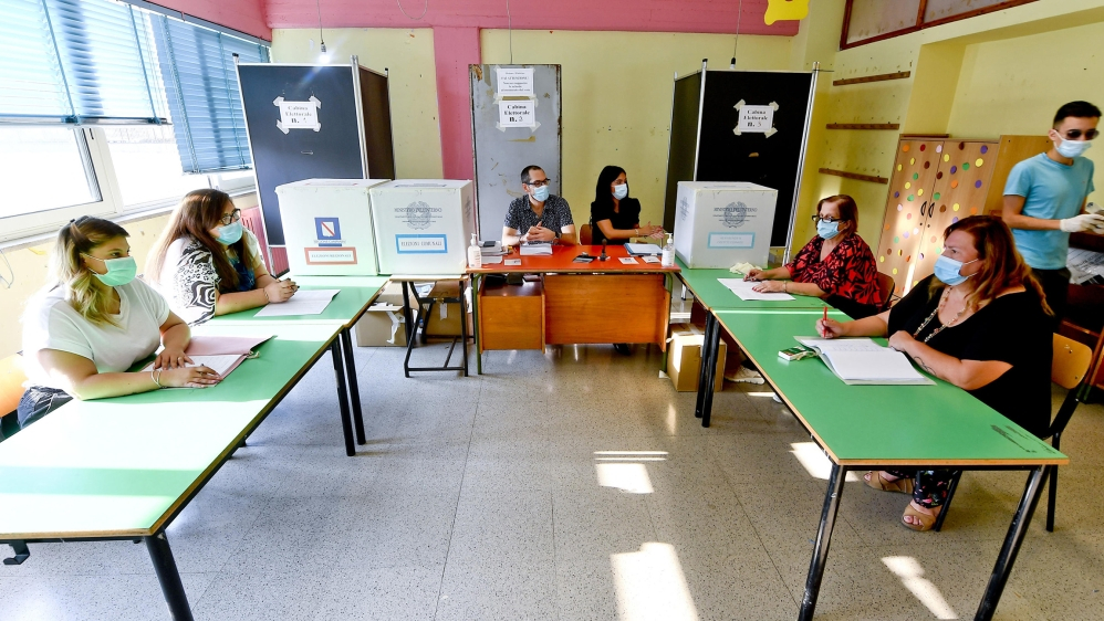 Italy's left defeats far-right bid to take stronghold Tuscany | Italy