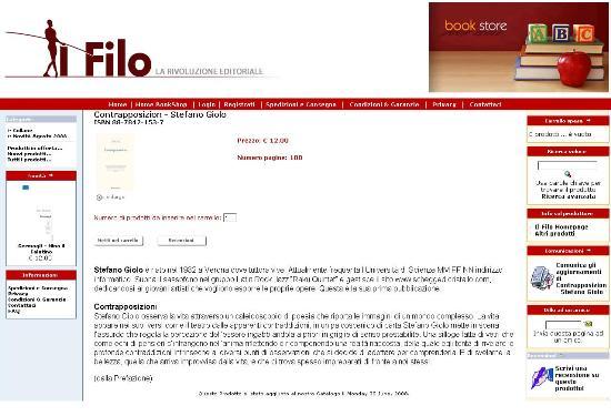 Il mio libro in vendita?!