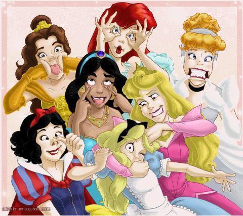 Le belle di Disney