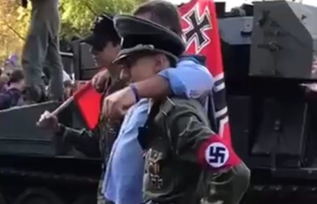 Nazisti Al Lucca Comics