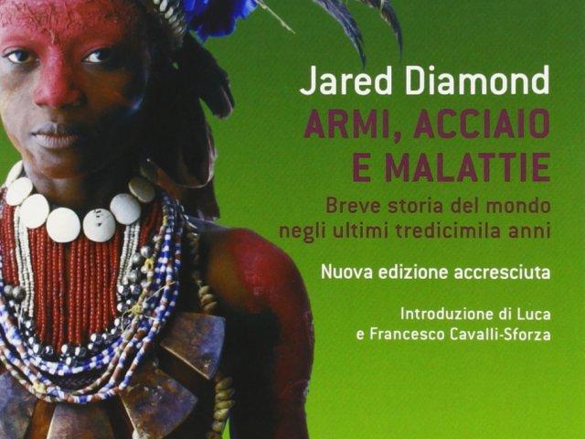 Armio Acciaio e Malattie, Jared Diamond