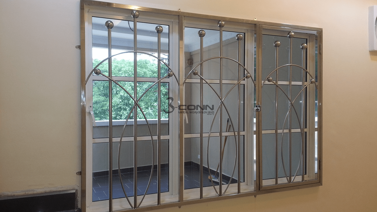 Stainless Steel Window Grill,Stainless Steel Window Grill
