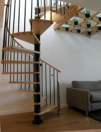 Indoor Spiral Stairway | Phoenix Spiral Staircase ...
