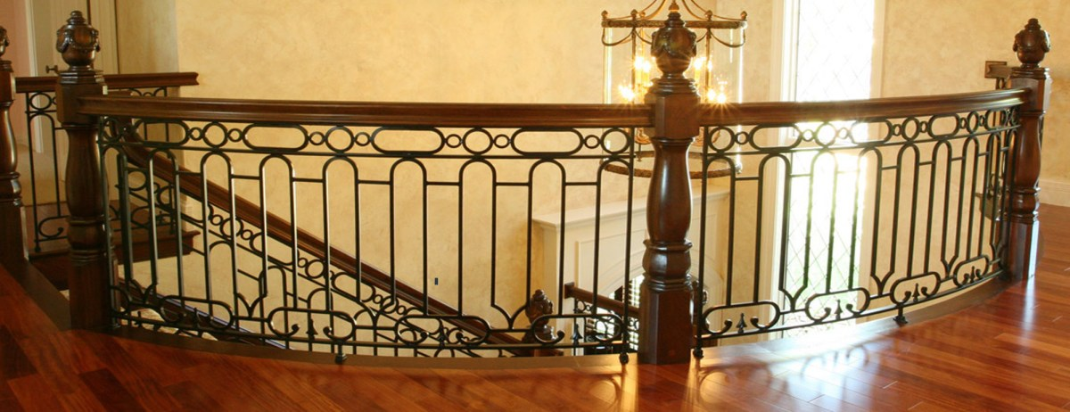 wrought iron balusters - stairnation.com