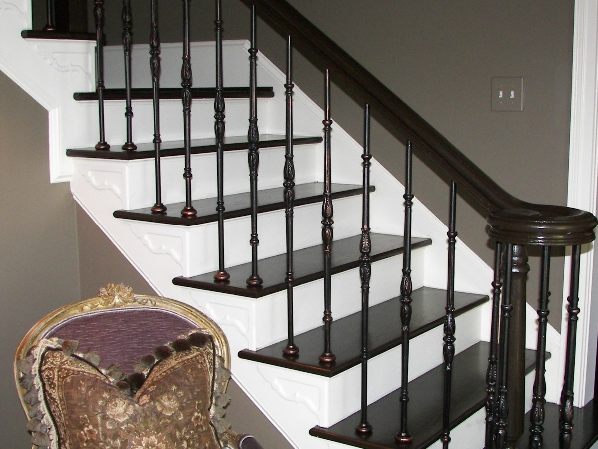 Venetian Series Wrought Iron Balusters