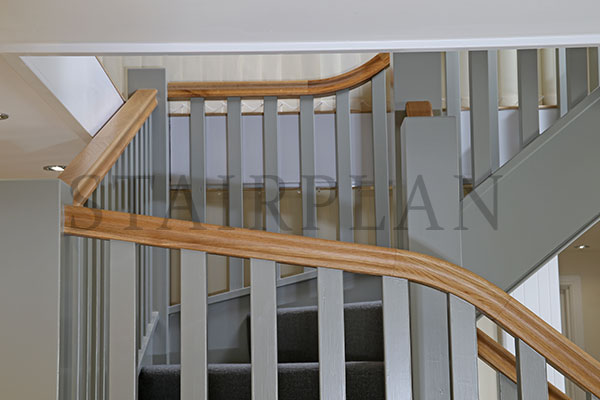 Highlander Staircase A Timeless Classic