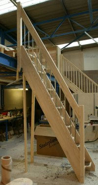 Ideas For Loft Conversion Stairs | Joy Studio Design ...