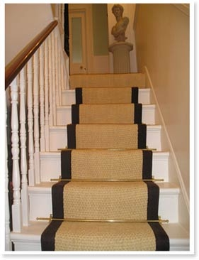 Stair Runners Us Home | Stair Runners For Carpeted Stairs | Round Corner | Marble | Hardwood | Commercial | Tile Stair