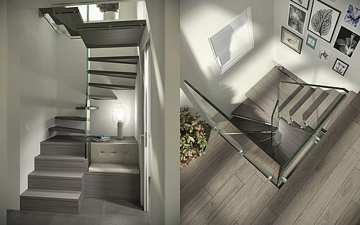 Small Space Stairs Design For Small House | Unique Stairs For Small Spaces | Mini | Small Area | Ladder | Stairway | Loft