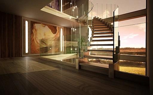Guarda altre immagini sfogliando questa e altre gallerie. Turned Stairs Siller Stairs