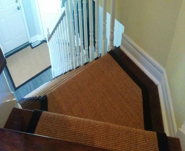Sisal Stair Runner Carpet