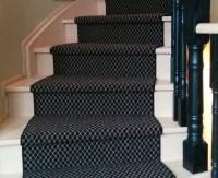 Custom Design Wool, Sisal and Berber Carpet Runner for ...