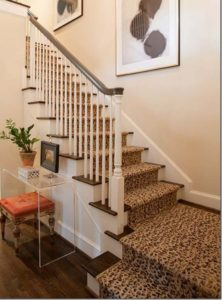 Animal Print Carpet Runners For Stairs Reference Of