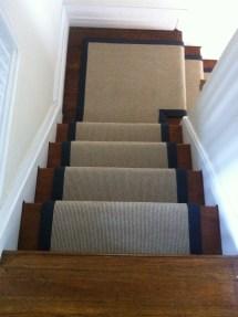 Berber Carpet Stairs