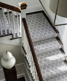 Stair Runner Ideas Stairs Carpet Runners Staircase Carpeting   Patterned Carpet For Stairs And Landing   Carpeting   Middle Open Concept   Diamond Uk Pattern   Striped Stair Carpet Entrance   Victorian Style