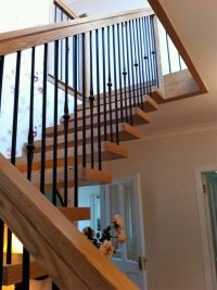 Gallery of JEA Stairs - Stairs Ireland by Jea