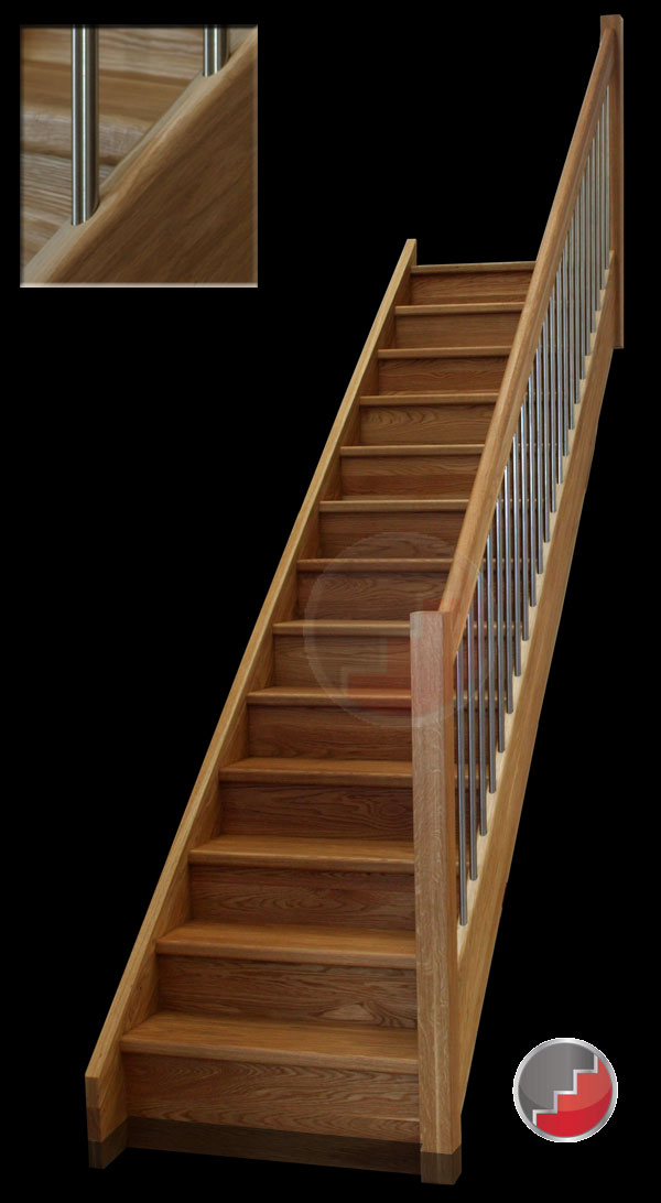 Stairs Uk Timber Stair Manufacturers Wooden Stairs From