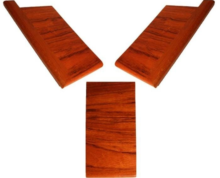 8071 False Stair Treads Stairsupplies™ | Stair Treads For Carpeted Stairs | Wood Stairs | Laminate | Anti Slip Stair | Basement Stairs | Skid Resistant