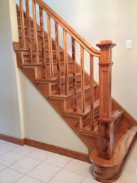 Project # 101 - Exotic Wood Stairs - StairSupplies