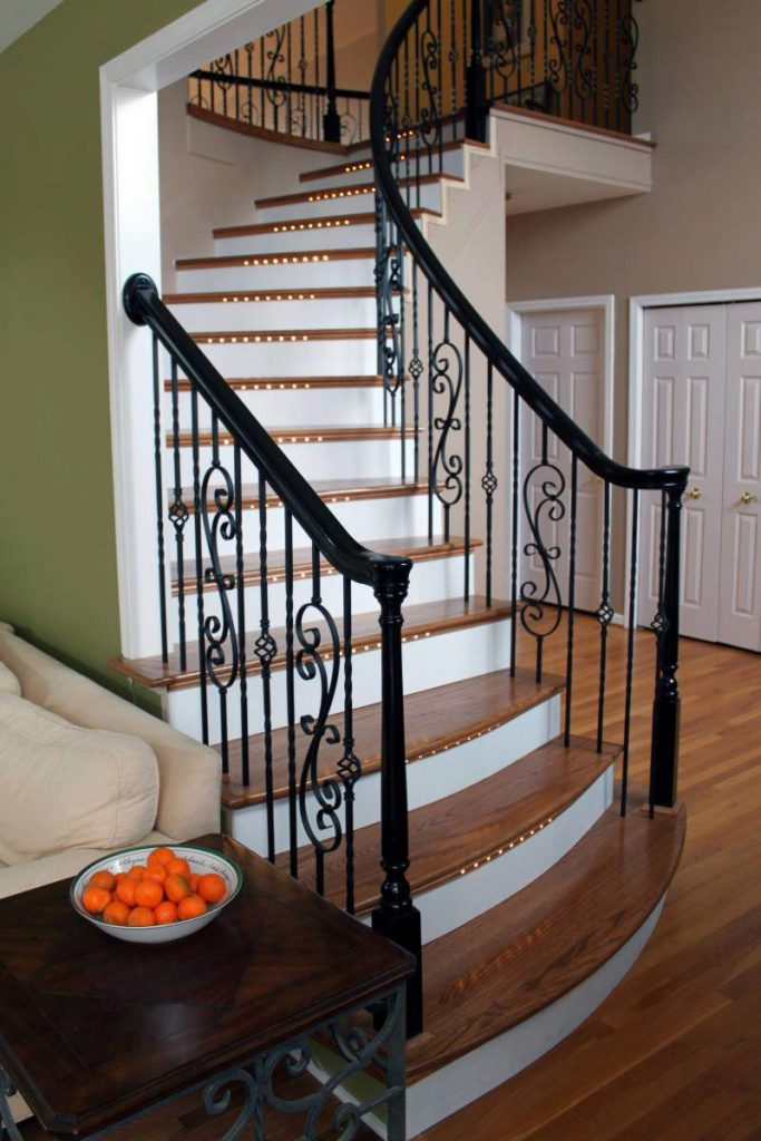 Image Result For Wood Stair Treads And Risers