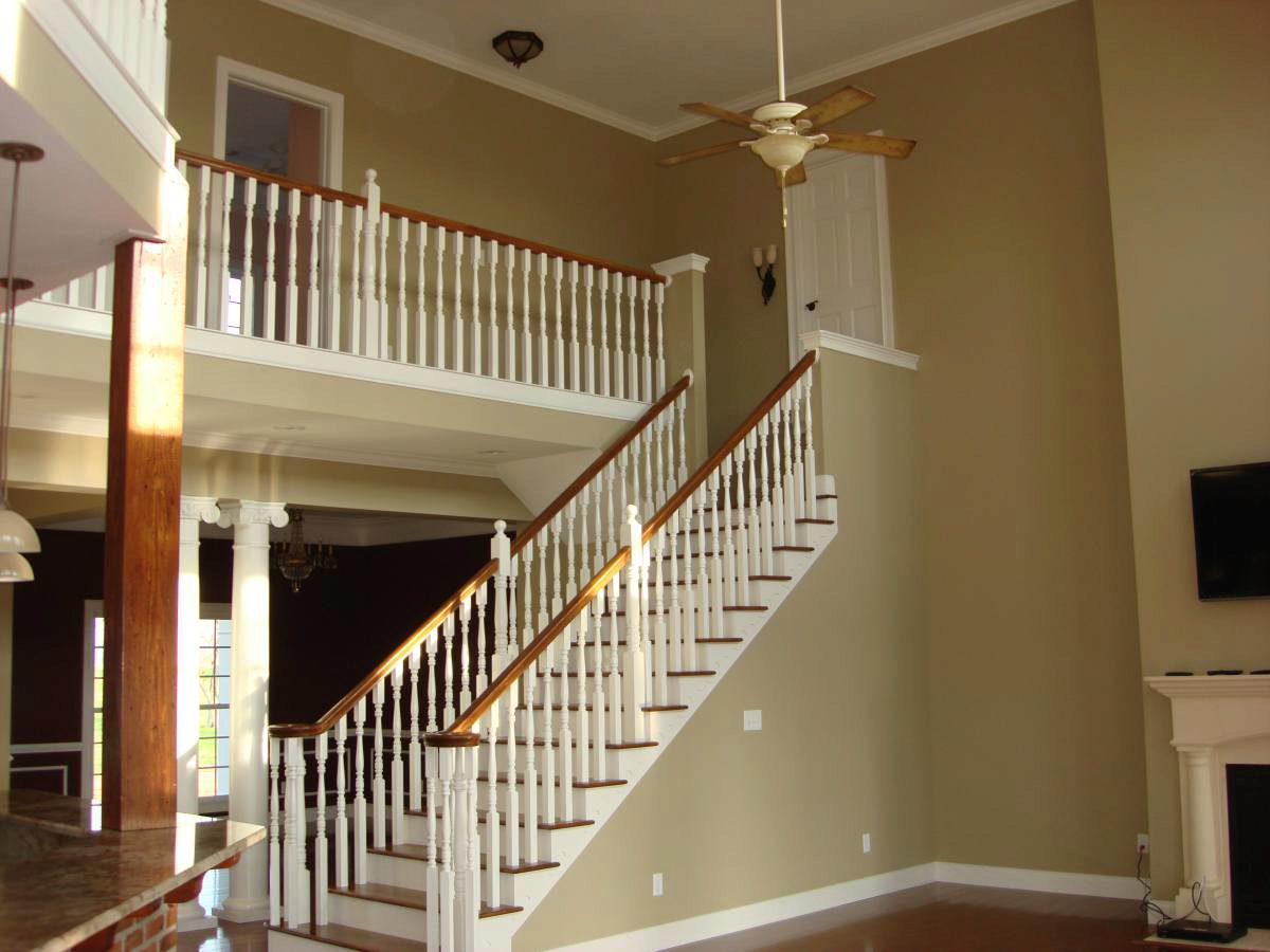 Project 63 Primed Wood Balusters StairSupplies