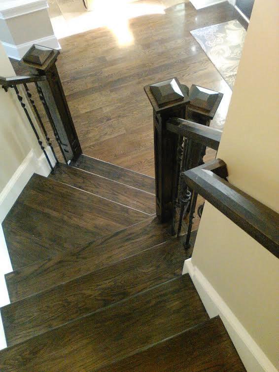 Project  133  Winder Stair Treads  StairSupplies