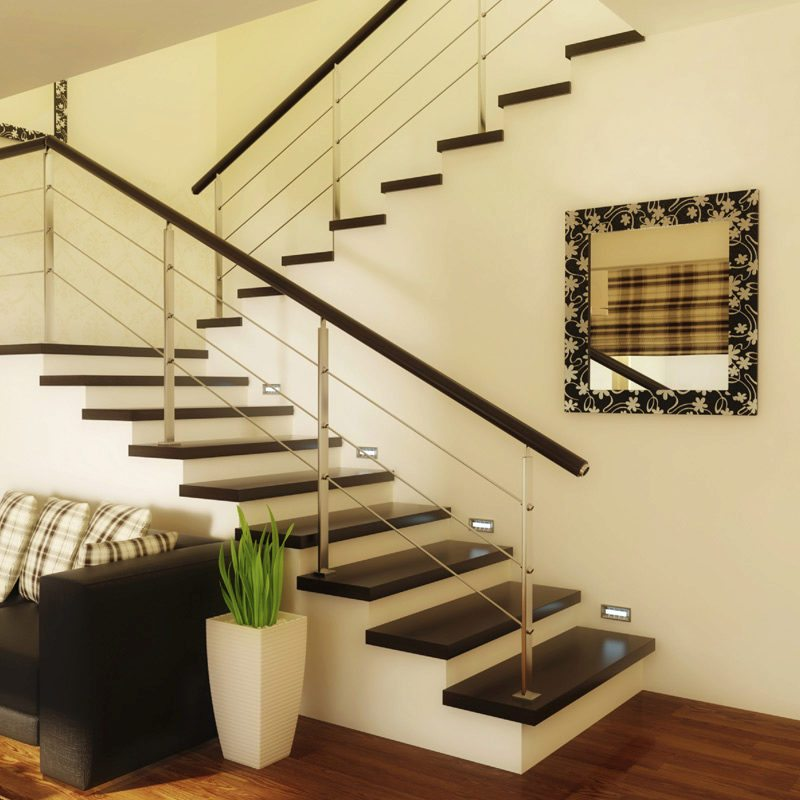 Decorating Staircase Wall