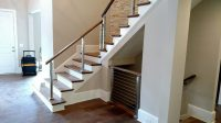 Project # 168 - Cable Stair Railing - StairSupplies