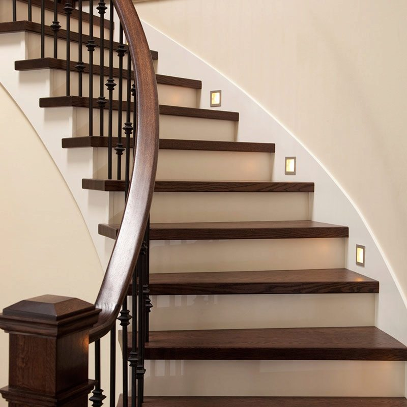 Replacement Wood Stair Treads