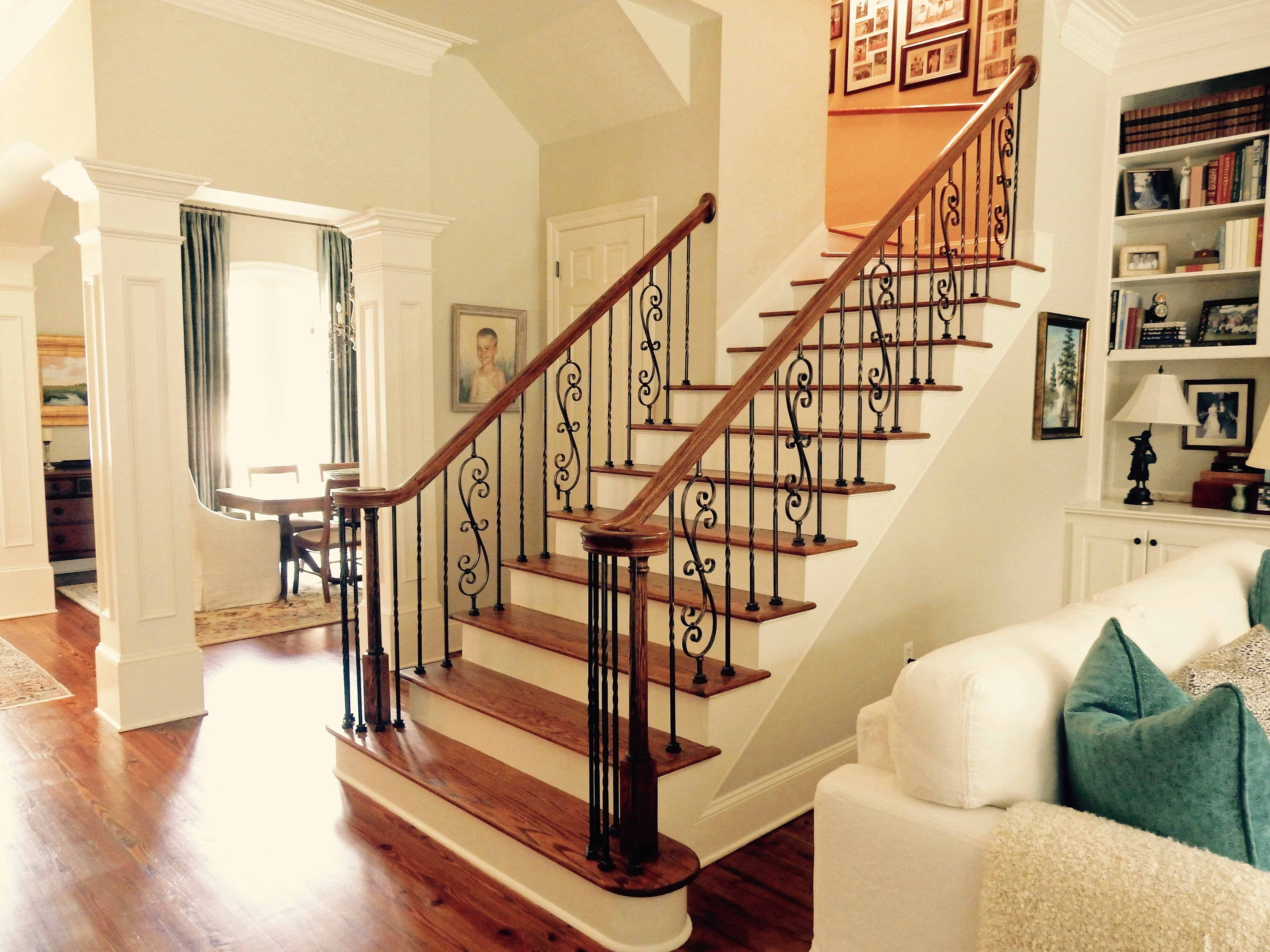 Purchasing New Iron Balusters 6 Essential Steps | Replacement Wood Stair Balusters | Cheap | Horizontal | Hallway | Split Entry | Cast Iron