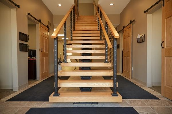 3 1 2 Thick Stair Treads Stairsupplies™ | 42 Oak Stair Treads | Stair Parts | Wood | White Oak Unfinished | Modern Retro | Lowes