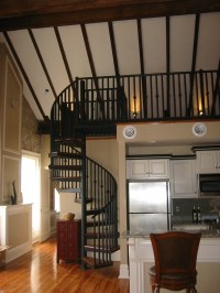 Residential Spiral Staircases - Home Spiral Staircase ...