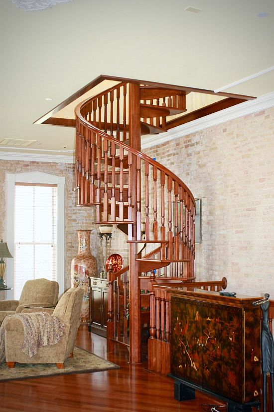 Spiral Stair Applications