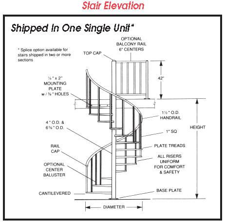 [View 42+] Metal Stair Design Standards