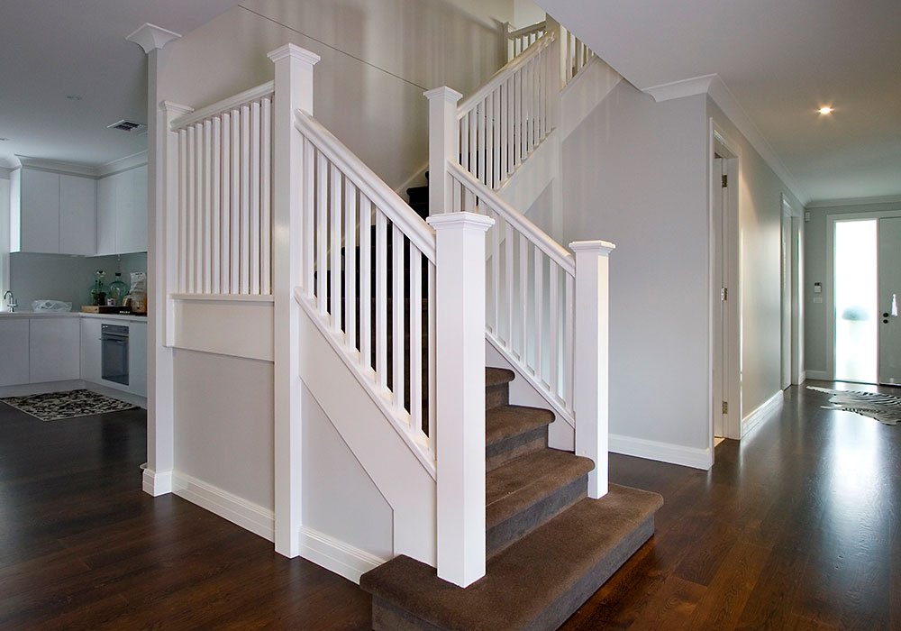 Stairwell  Melbourne Quality Timber Stairs