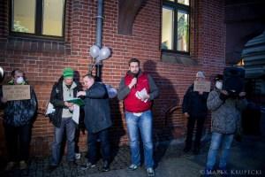 Pikieta smog - stop - Toruń