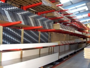 Worktop and Laminate Racking Systems  Stakapal Limited UK