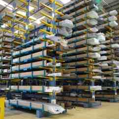 Kitchen Storage Racks Modern Decor Steel Racking, Sheet, Tube & Coil Racking | Stakapal ...