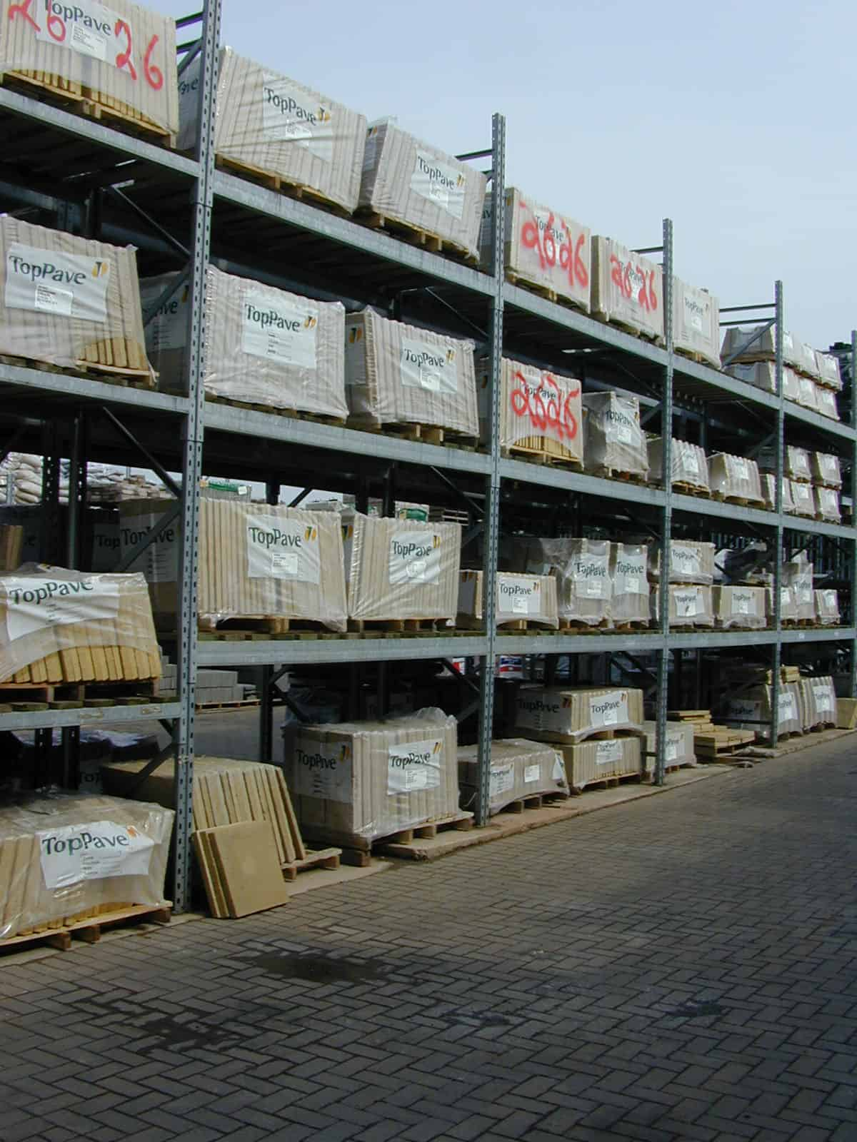External Yard Racking  Stakapal Limited UK