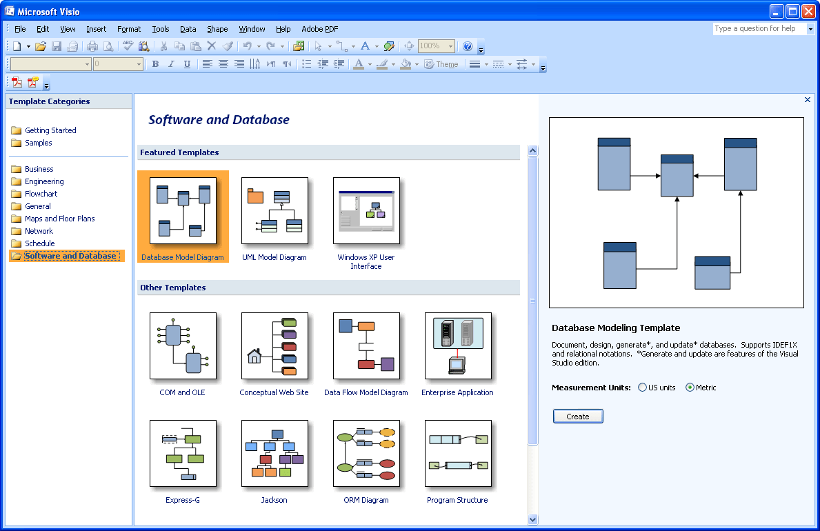 Engineering Shapes Visio 2013