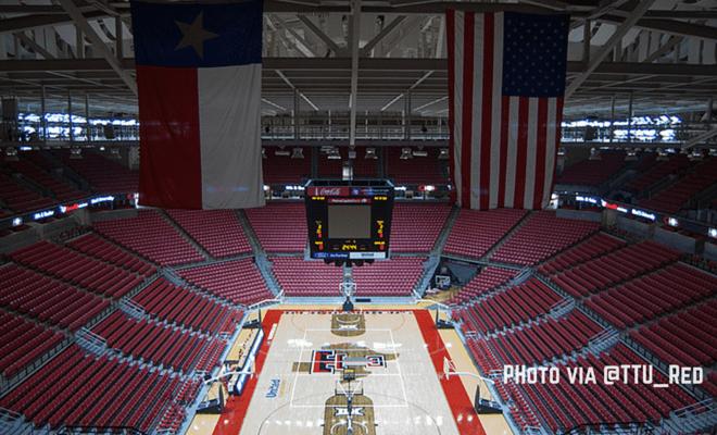 Texas Tech and Big 12 Basketball Attendance Figures