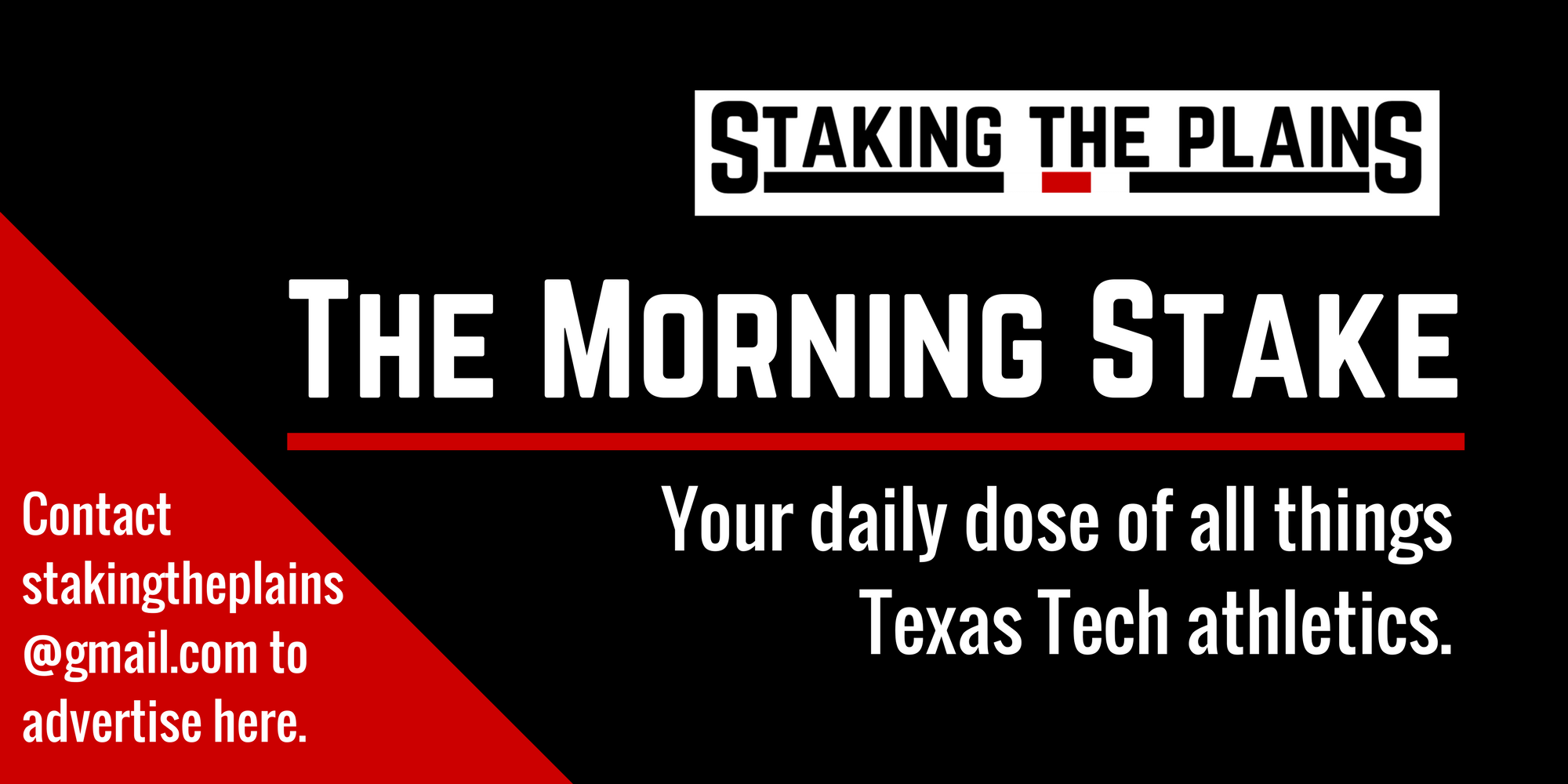 The Morning Stake | 2018.11.21