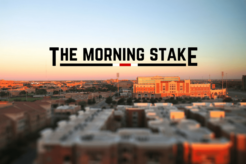 The Morning Stake: August 18th