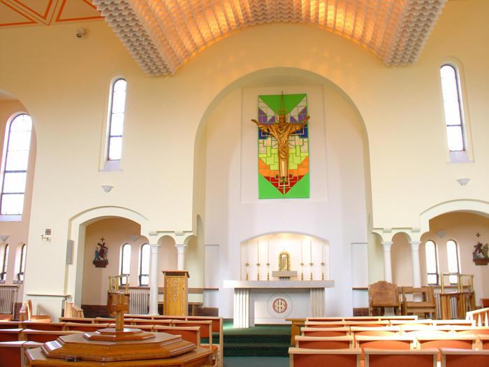 Re-ordered 2005 Altar